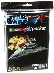 Revell - Maqueta EasyKit pocket Star Wars Imperial Star Destroyer (06735)