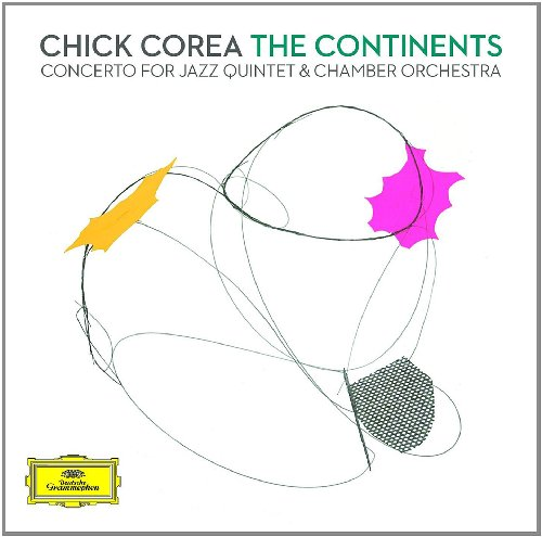 The Continents: Concerto for Jazz Quintet & Chamber Orchestra by Deutsche Grammophon