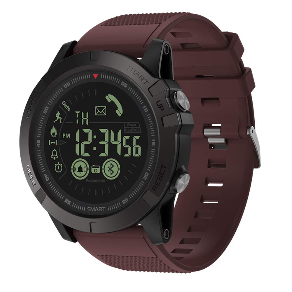 Amazon.com: Sports Smart Watch, T1 Tact Digital Outdoor ...
