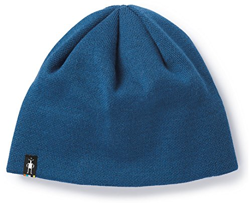 6ad2ec4d21c SmartWool Unisex The Lid Hat Bright Cobalt Heather One Size