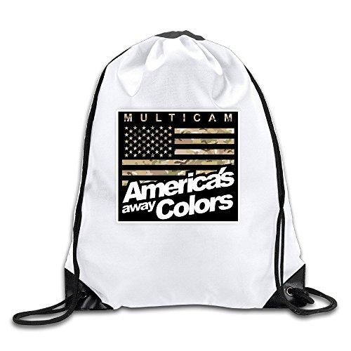 GIGIFashion Americas Away Colors Drawstring ()