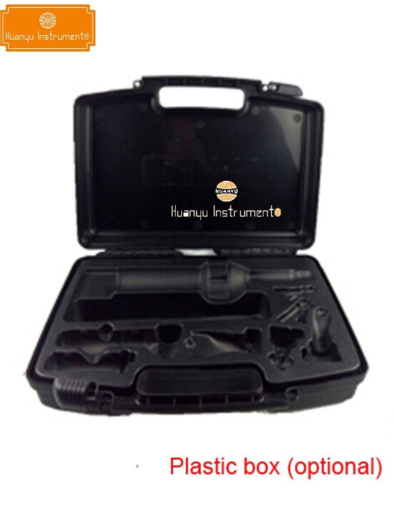 LST1600 Hot Air Plastic Welding Gun Kits Welder Torch Pistol for PE PP EVA PVC TPO PVDF Plastic 1600W (Box)