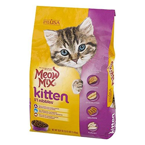 kitten meow mix - 6