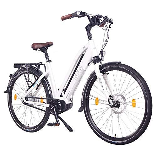 🥇 NCM Milano MAX N8R Bicicleta eléctrica