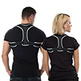 Posture Corrector for Men and Women Posture Brace Clavicle Brace Shoulder Back Support New Generation Adjustable Figure 8 Training Muscles Spine Improve Posture Back Pain Relief