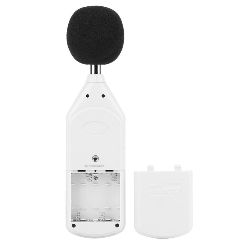 Akozon GM1357 Handy Mini Digital Noise Meter Sound Level Meter Noise Measuring Instrument by Akozon (Image #7)
