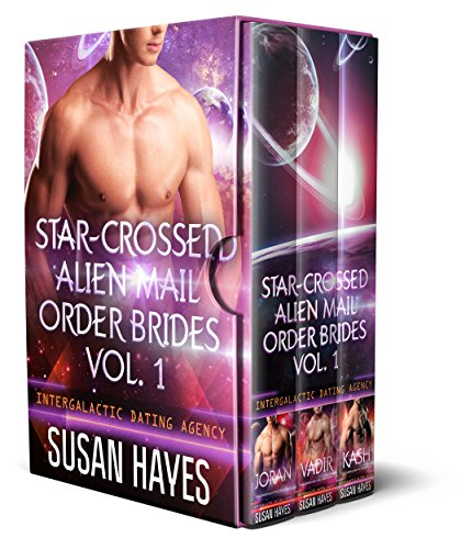 Star-Crossed Alien Mail Order Brides Collection - Vol. 1