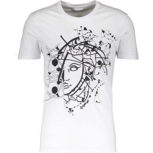 Price comparison product image Versace Collection White Medusa T-shirt (XL)