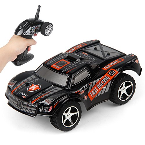RC Cars,JTT-TOYS Wltoys L939 2.4GHz 5CH Remote Control Car MAX 30m/s High Speed Monster Truck -Black