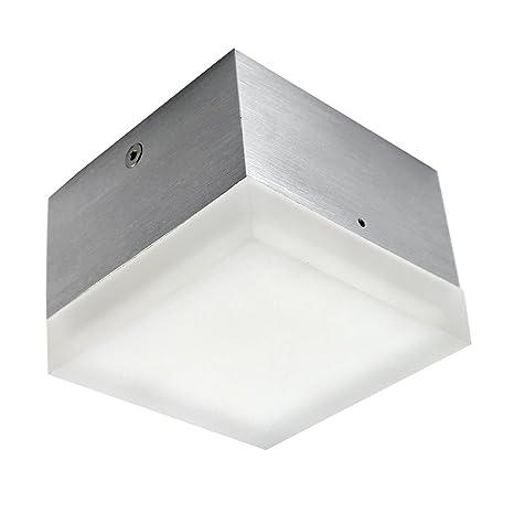 CMYK 0209-1 LED spotlight 90 * 90 * 70 MM de techo lámpara de techo de luz blanca cálida 5W nuevo IP20