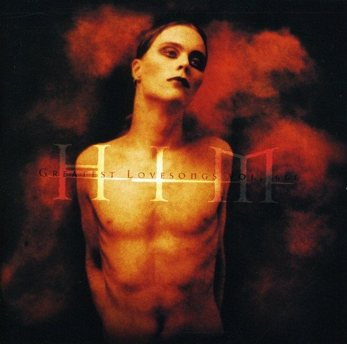CD : HiM - Greatest Love Songs 666 (Germany - Import)