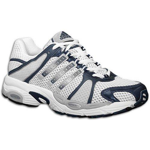 Adidas Heren Responskussen 16 Hardloopschoen Wit / Deep Space Metallic / Wit