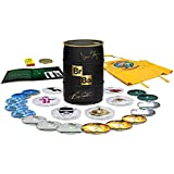 Breaking Bad: The Complete Series Signed Limited Edition Gold Barrel [Blu-ray]
