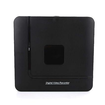 Amazon com: Springdoit 8CH Mini NVR DVR HD Network DVR POE Switch