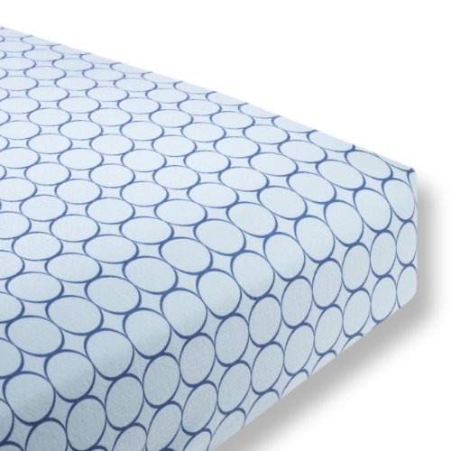 SwaddleDesigns Cotton Premium Flannel Circles