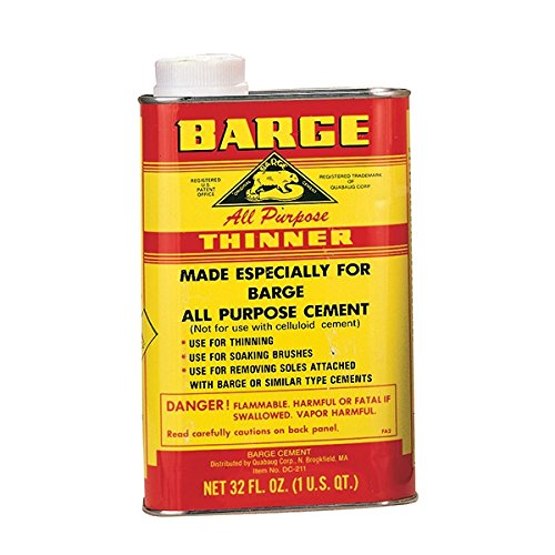 Barge Cement Thinner - Cement Barge