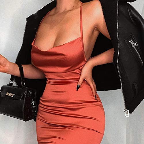 Coral club dress _image4
