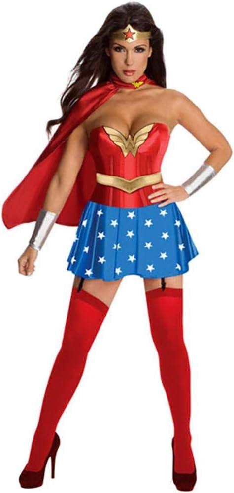 Tengda Disfraz De Superwoman De Halloween Cosplay De Wonder Woman ...