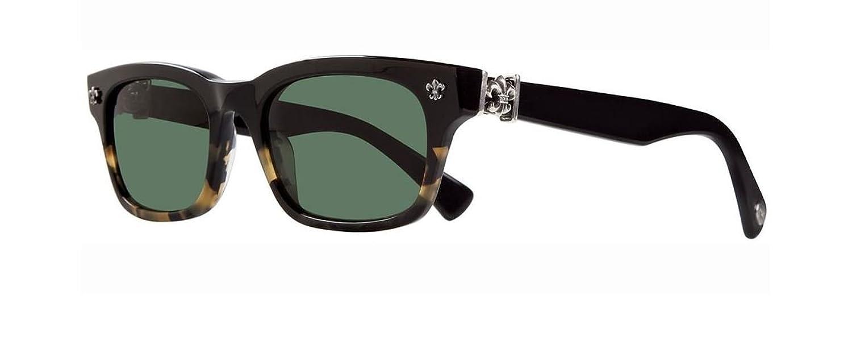 Amazon.com: Chrome Hearts - Gittin Any? (52) - Sunglasses (Black ...