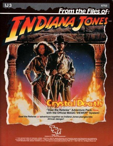 The Crystal Death (Files of Indiana Jones): Amazon.es: Libros en idiomas extranjeros