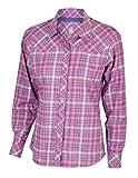 Club Ride Liv'n Flannel Shirt - Women's Nirvana Purple Small