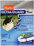Hartz UltraGuard Plus Water Resistant 7 Month Protection Breakaway Flea & Tick Collar for Cats