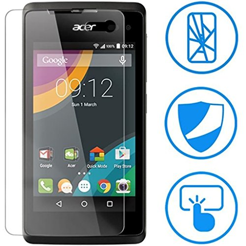 Tempered Glass for Acer Liquid Z330 (Clear) - 1