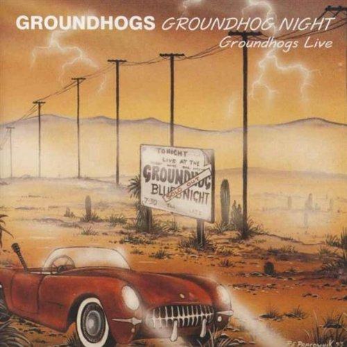 Groundhogs Garden - Garden (Live)