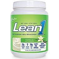 Nutrition 53 Lean 1 Vanilla, 15 Serving Tub-1.72 lbs