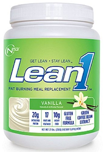 Product thumbnail for Nutrition 53 Lean Vanilla