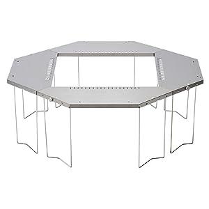 スノーピーク ジカロテーブル