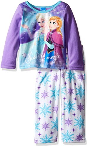 Disney Little Frozen 2 Piece Fleece