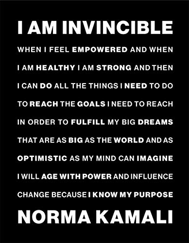 Book Cover: Norma Kamali: I Am Invincible