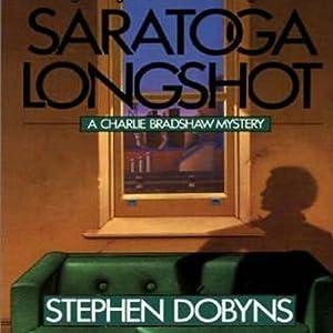 Saratoga Longshot Audiobook