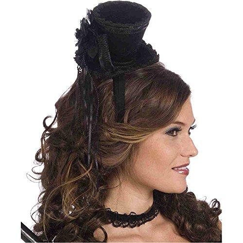 Mini Victorian Top Hat Headband