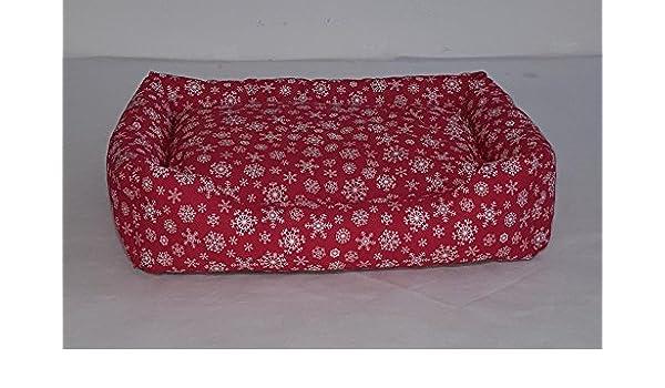 cucce cama para perros y gatos fondo antideslizante Diseño Navideño: Amazon.es: Jardín