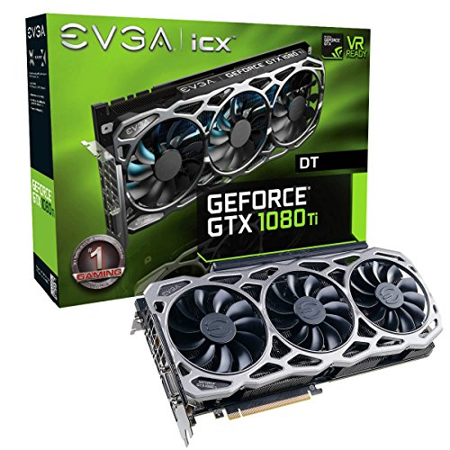 EVGA GeForce GTX 1080 Ti Founders Edition Gaming