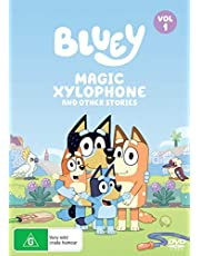 Bluey: Magic Xylophone and Other Stories (Vol 1) (DVD)