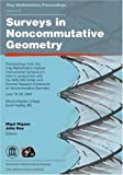 img - for Surveys in Noncommutative Geometry (Clay Mathematics Proceedings) by Nigel Higson and John Roe (2006-11-02) book / textbook / text book