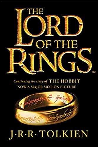 Image result for The Lord of the Rings by J.R.R. Tolkien