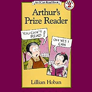 Arthur's Prize Reader Audiobook