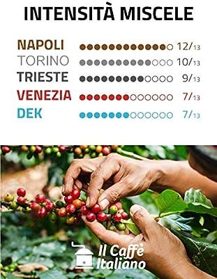 100 Cápsulas de Café compatibles Espresso Point - kit degustación ...