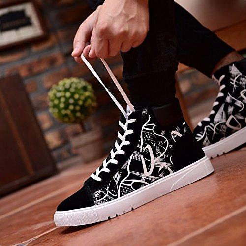 MUS Sneaker Scarpe 7 Resistente con uomo Bianca amp;Baby da tomaia Dimensione Color alta all'abrasione Purple Sunny basse xUZCXqw