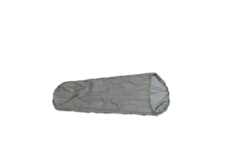 Funda de vivac para saco de dormir, impermeable y ligera, a prueba de roturas, para uso al aire libre y en emergencias, con tecnología especial de refuerzo: ...