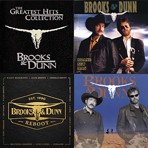Best of Brooks & Dunn (Brooks And Dunn Born To Love Again)