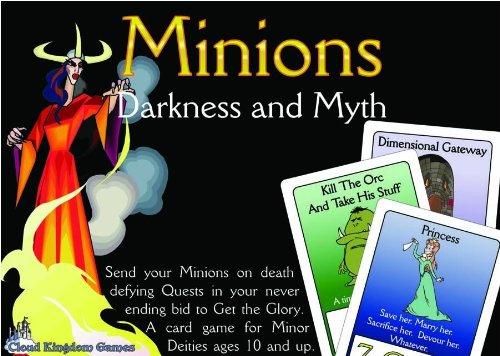 Minions: Darkness & Myth - Card Game by Cloudkingdom