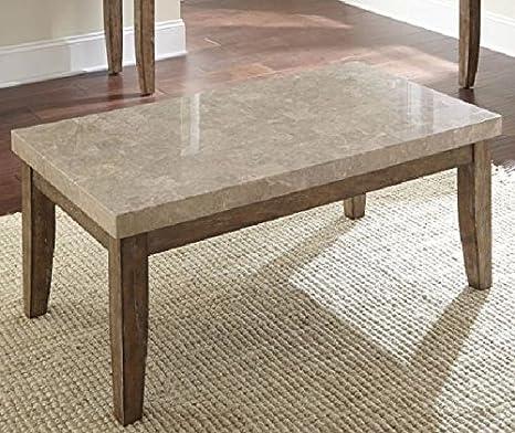 Surprising Amazon Com Rectangular Fulham Marble Coffee Table With Frankydiablos Diy Chair Ideas Frankydiabloscom