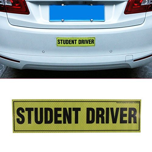 <span style=''>[해외]buyinhouse 1 Piece Student Driver Safety Sign ..</span>