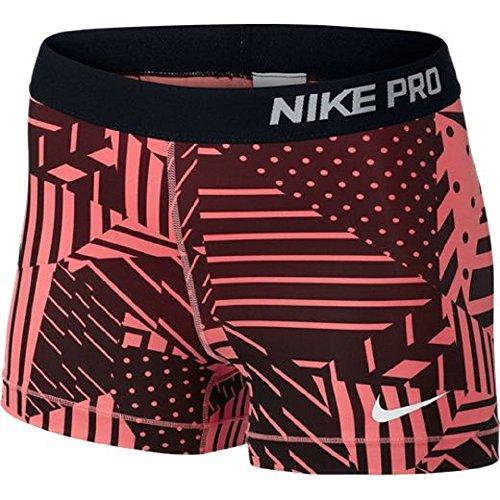 """Women's Pro Core Patchwork 3"""" Compression Shorts"""