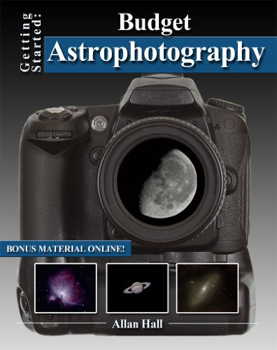 Astrophotography books for beginners